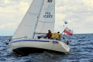 Nefertiti Start Regat Baltic Polonez Cup 2013 foto Sailportal.pl