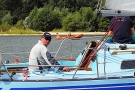 Sagala Start Regat Baltic Polonez Cup 2013 foto Sailportal.pl