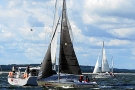 Exocet Start Regat Baltic Polonez Cup 2013 foto Sailportal.pl