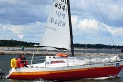 Scorpena Start Regat Baltic Polonez Cup 2013 foto Sailportal.pl