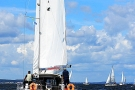 Filmar IV Start Regat Baltic Polonez Cup 2013 foto Sailportal.pl