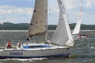 Simba Start Regat Baltic Polonez Cup 2013 foto Sailportal.pl