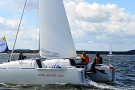Nawiatr Start Regat Baltic Polonez Cup 2013 foto Sailportal.pl
