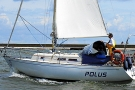Polus Start Regat Baltic Polonez Cup 2013 foto Sailportal.pl