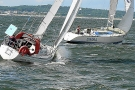 Scooby Doo Start Regat Baltic Polonez Cup 2013 foto Sailportal.pl