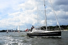 Rosebad Start Regat Baltic Polonez Cup 2013 foto Sailportal.pl