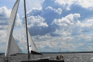 Windfall Start Regat Baltic Polonez Cup 2013 foto Sailportal.pl