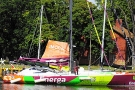 Energa Start Regat Baltic Polonez Cup 2013 foto Sailportal.pl